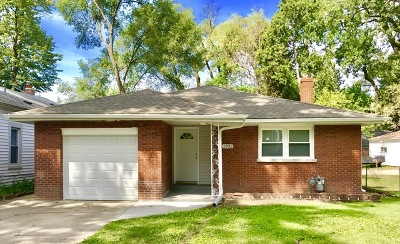 Maywood Single Family Home For Sale: 1932 South 20th Avenue