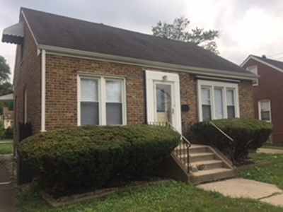 Dolton Single Family Home Price Change: 205 East 142nd Street