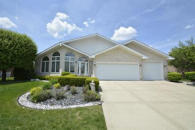 Tinley Park Single Family Home For Sale: 8630 Glenshire Street