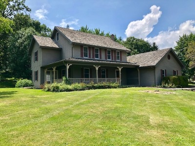 St. Charles Single Family Home For Sale: 42w631 West Mary Drive