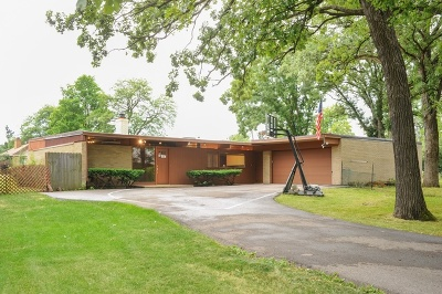 Highland Park Single Family Home For Sale: 1912 Old Briar Road