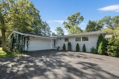 Highland Park Single Family Home Price Change: 1534 Sheridan Road