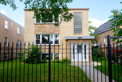 Multi Family Home For Sale: 2910 West Touhy Avenue