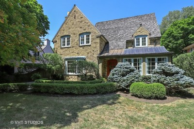 Lake Forest Single Family Home New: 36 Atteridge Road