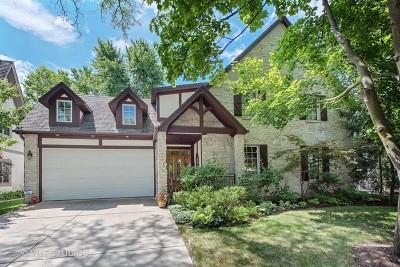 Wilmette Single Family Home For Sale: 2617 Laurel Lane