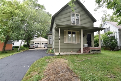Elburn Multi Family Home For Sale: 208 Read Street