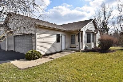 North Aurora Condo/Townhouse For Sale: 718 Harmony Court