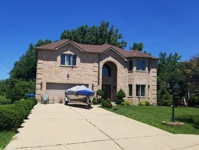 Glendale Heights Single Family Home For Sale: 200 Ahmed Court