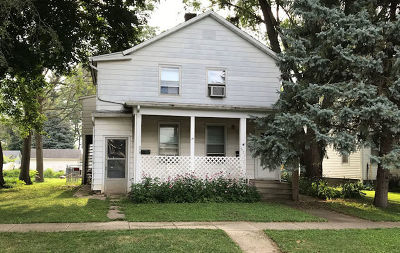 Ogle County Multi Family Home For Sale: 621 North 9th Street