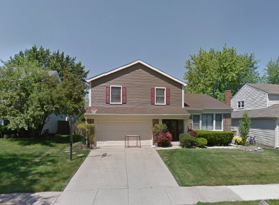Buffalo Grove IL Single Family Home For Sale: $319,000