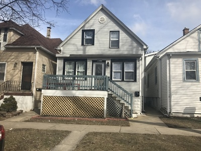 Melrose Park Single Family Home For Sale: 1009 North 22nd Avenue