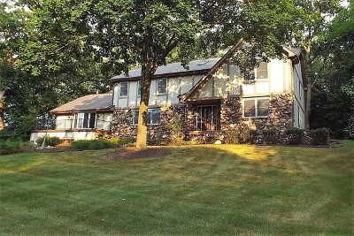 Mc Henry County Single Family Home For Sale: 2660 Regner Road
