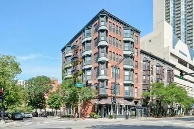 Condo/Townhouse For Sale: 104 West Oak Street #2W