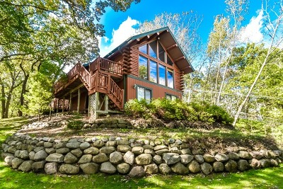 Algonquin Single Family Home For Sale: 5120 Pleasant View Drive