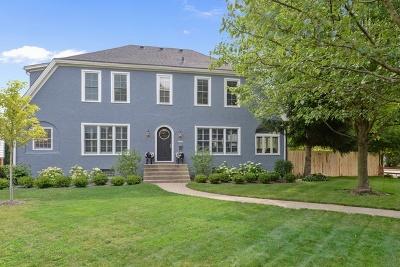 Winnetka Single Family Home For Sale: 107 Bertling Lane