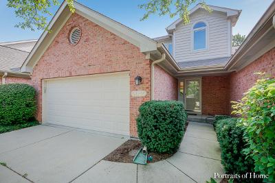 Wheaton Condo/Townhouse For Sale: 2055 Hallmark Court