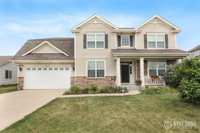 Shorewood Single Family Home For Sale: 825 Richards Drive