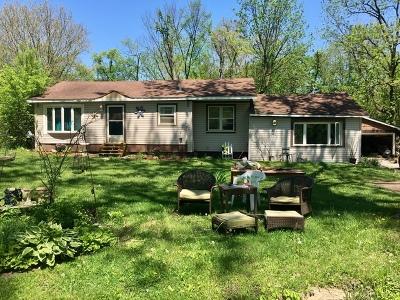 Matteson Single Family Home Price Change: 4318 Davis Street