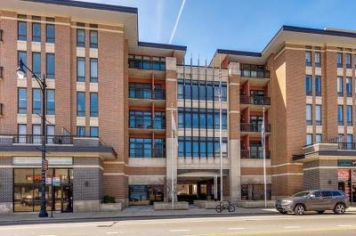Chicago Condo/Townhouse For Sale: 3450 South Halsted Street #216