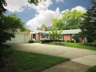 Wheaton Single Family Home For Sale: 1440 North Blanchard Court
