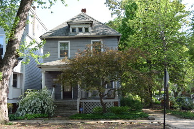Single Family Home For Sale: 2325 West Cullom Avenue