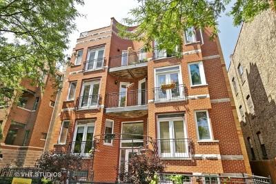 Condo/Townhouse For Sale: 3930 North Southport Avenue #3S