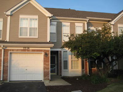Plainfield Condo/Townhouse Price Change: 2214 Rossiter Parkway