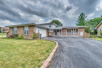 Westmont Single Family Home For Sale: 3 James Drive