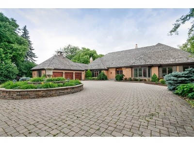 Oak Brook Single Family Home For Sale: 3015 Meyers Road