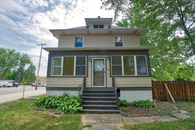 Bensenville Single Family Home For Sale: 141 South Mason Street