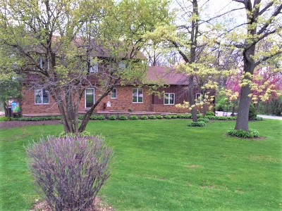 Marengo Single Family Home For Sale: 3107 Northwest Road