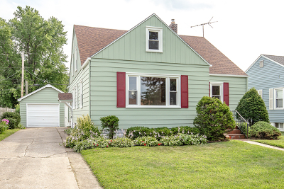 Highland Single Family Home Contingent: 3234 Highway Avenue
