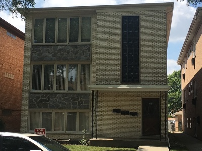 Elmwood Park Multi Family Home For Sale: 2930 North 72nd Court