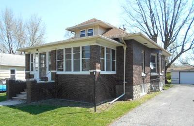 Gardner Single Family Home Re-Activated: 412 North Monroe Street