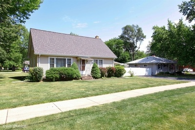 Downers Grove Single Family Home For Sale: 4929 Douglas Road