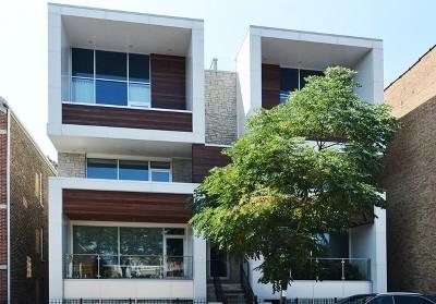 Condo/Townhouse For Sale: 1821 West Armitage Avenue #2