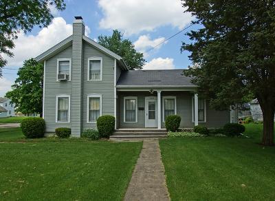 Woodstock Single Family Home For Sale: 505 East Calhoun Street