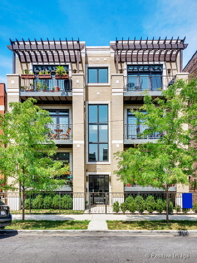 Condo/Townhouse For Sale: 2012 West Erie Street #3E