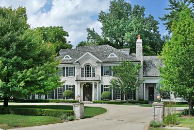 Winnetka Single Family Home For Sale: 1555 Hickory Lane
