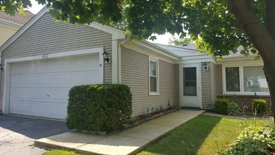Roselle Single Family Home For Sale: 450 Oxford Place