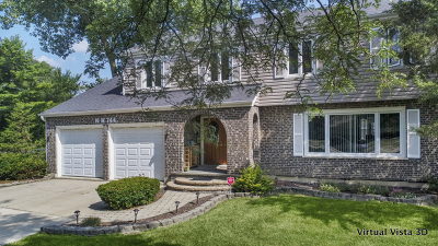 Willowbrook Single Family Home Price Change: 16w744 90th Street