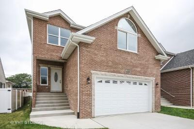 Oak Lawn Single Family Home For Sale: 9006 Parkside Avenue