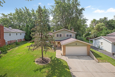 Darien Single Family Home Price Change: 913 Tamarack Drive