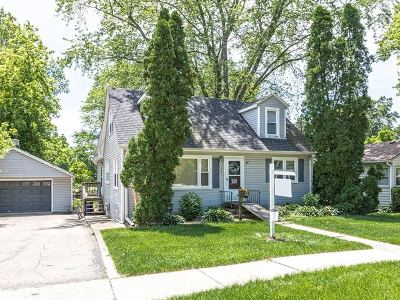 West Chicago Single Family Home For Sale: 336 East York Avenue