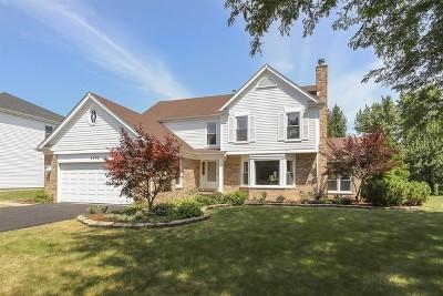 Hoffman Estates Single Family Home For Sale: 1140 Glenwood Lane