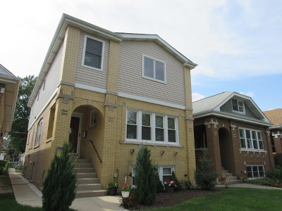 North Riverside Single Family Home For Sale: 2512 Forest Avenue