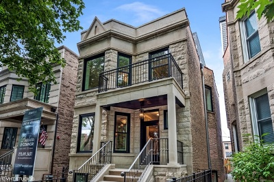 Single Family Home For Sale: 1330 West Newport Avenue