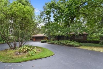 Palatine Single Family Home For Sale: 324 Longacres Lane