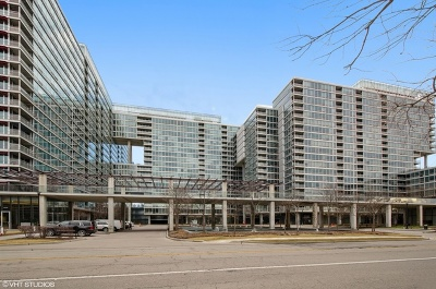 Skokie Condo/Townhouse For Sale: 9715 Woods Drive #801