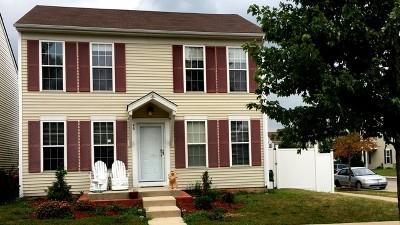 Romeoville Single Family Home For Sale: 40 Harmony Lane